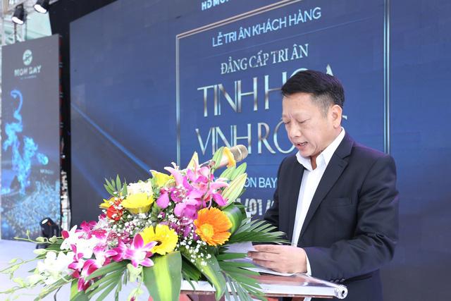 Lãnh đạo công ty TNHH HDMon Hạ Long