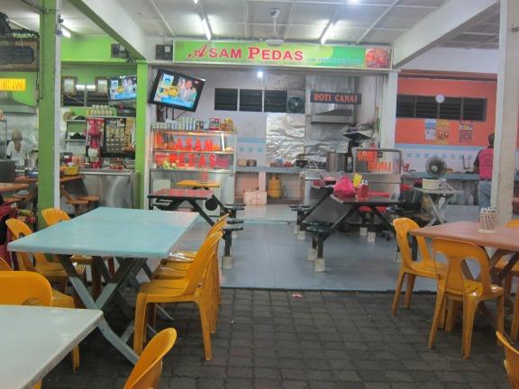 Asam Pedas Pasar Borong Bt Berendam
