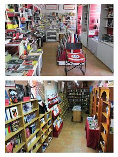Librería Estudio en escarlata en Madrid