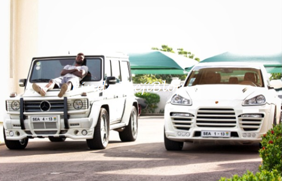 another look at the wealth of emmanuel adebayor private