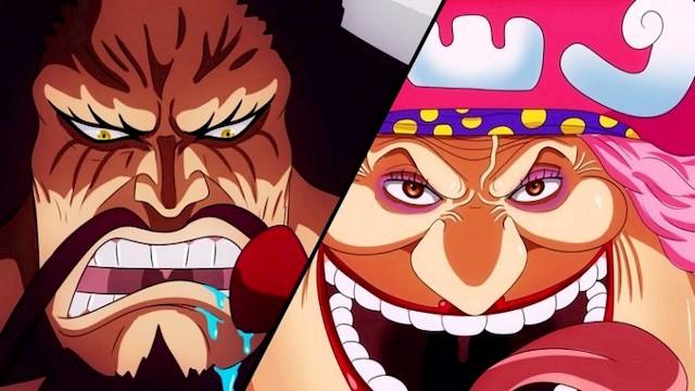 Prediksi One Piece 926: Datangnya Big Mom di Negeri Wano