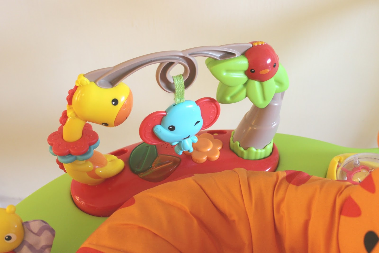 rainforest jumperoo fisher price instructions