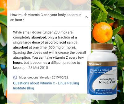 Vitamin C Melindungi Dari Virus Corona