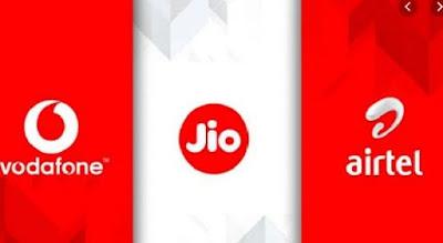 Vodafone,airtel