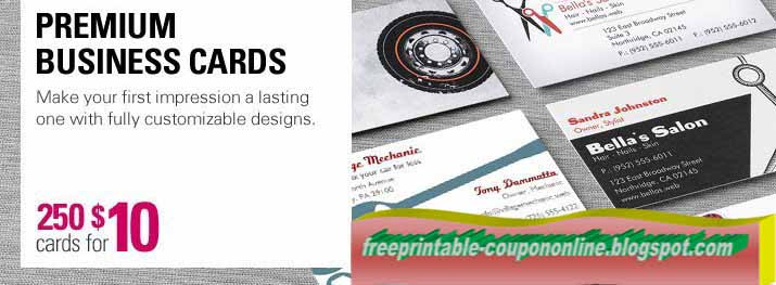 Vistaprint ca coupon codes 2018