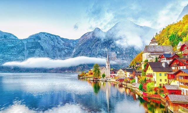Ngắm vẻ đẹp dãy núi Alps dài nhất Châu Âu 16