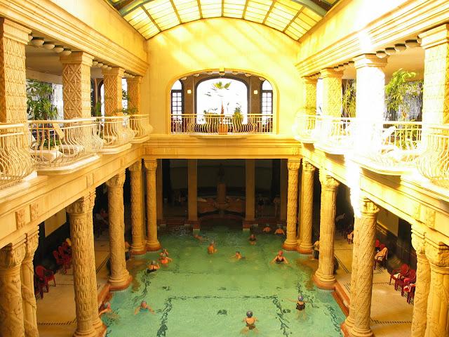 Gellert Thermal Baths