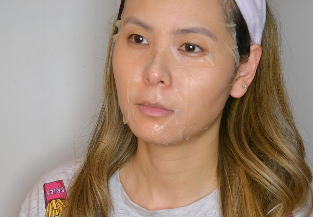 The Face Shop Real Nature Masks: Lotus, Red Ginger, Green Tea, Potato and Aloe