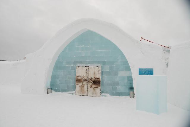Schweden Schnee Eis