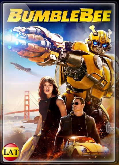 Bumblebee (2018) DVDRIP LATINO