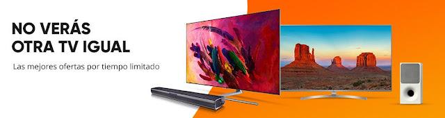 Top 15 ofertas Especial Televisores de PcComponentes