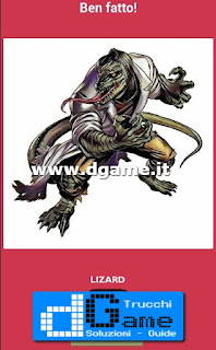 Soluzioni Ultimate Comics Quiz livello 131