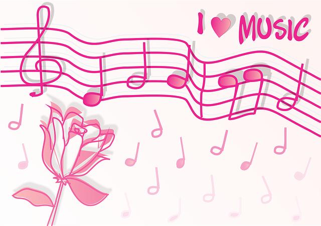 música, componer, melodías, notas, entretenimiento, rhedbuscando