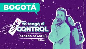 SKETCH YO TENGO EL CONTROL en Bogotá 2020