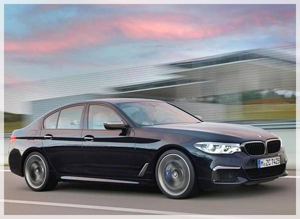 2018 BMW M550i xDrive M Performance TwinPower Turbo V8