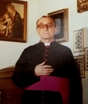 Mons. Antonio Tortorelli è ritornato alla casa del Padre