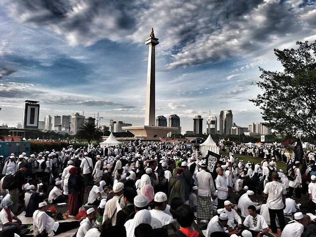 Hidayat Nur Wahid: Momen Reuni 212, Maulid Terbesar di Seluruh Dunia