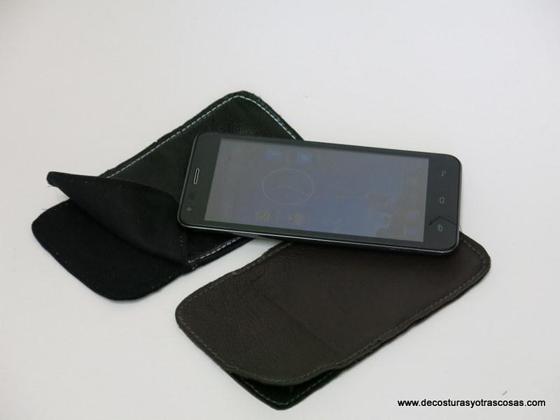 como hacer fundas para celulares