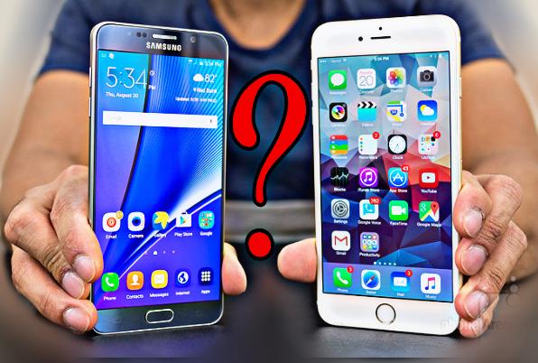 كيف تقارن بين هاتفين و تختار الافضل