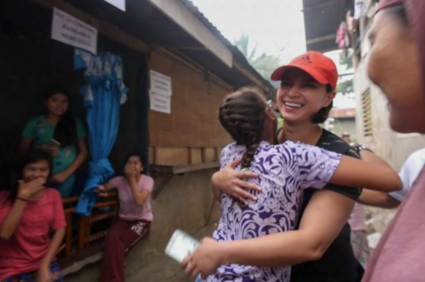 Angel Locsin Talks About Her Efforts In Marawi City