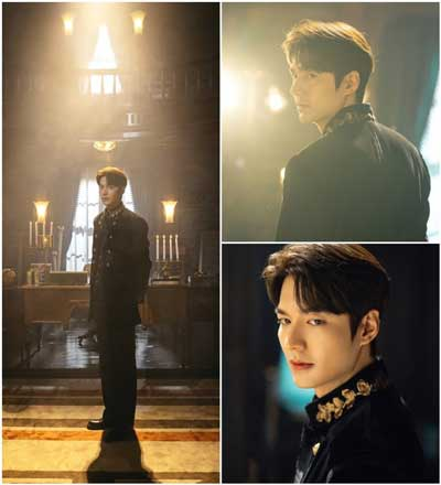 spoiler foto lee min ho di the king eternal monarch