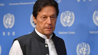 Imran Khan tweeted and accused the Indian government