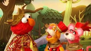 Sesame Street Elmo The Musical Prince Elmo the Musical.1