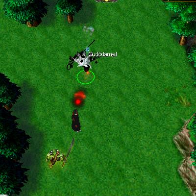 naruto castle defense 6.0 Gudodama: Magnet