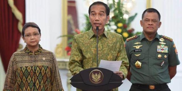 Jokowi Teken Perpu Kebiri