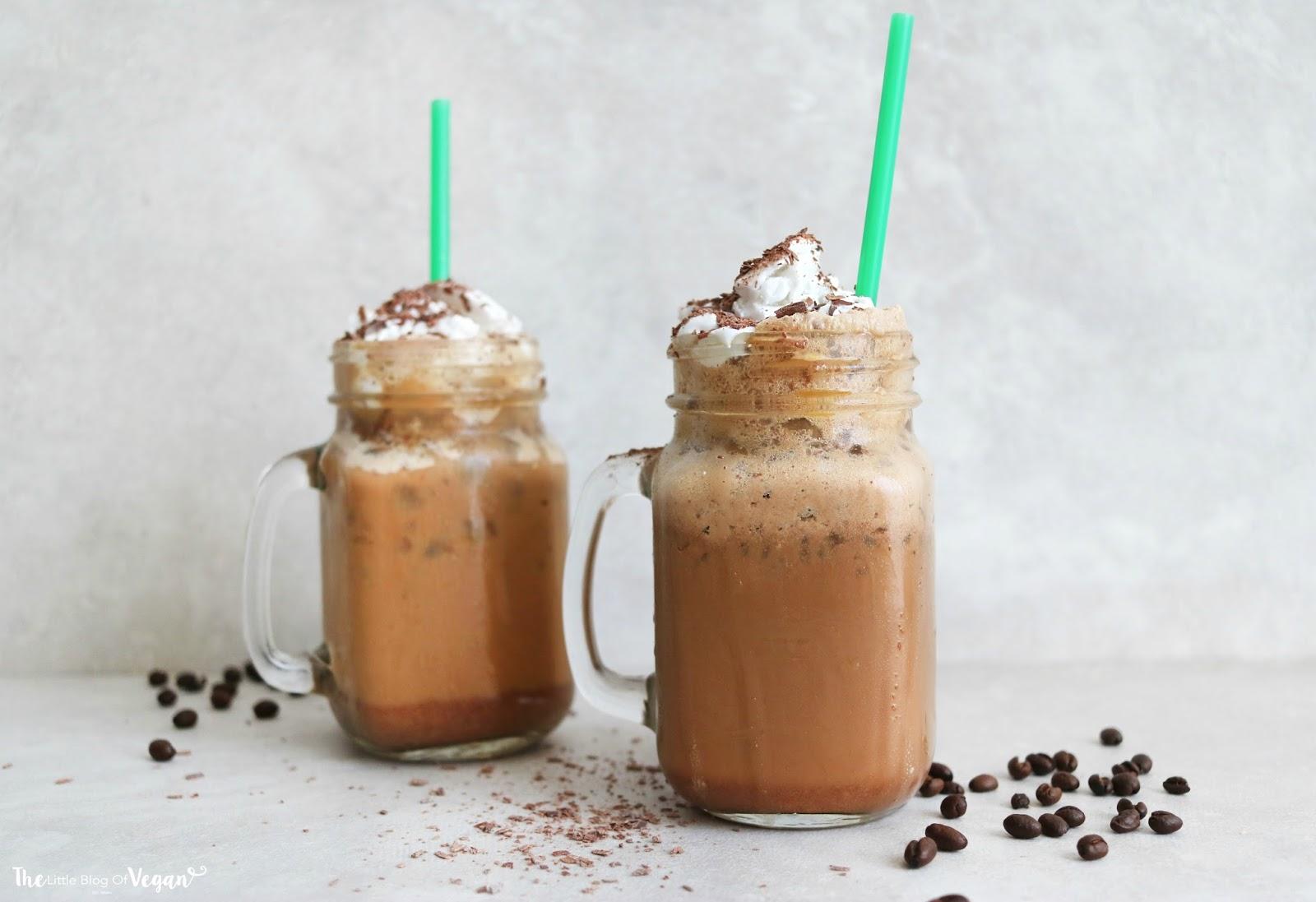 Starbucks Chocolate Chip Frappuccino Gluten Free