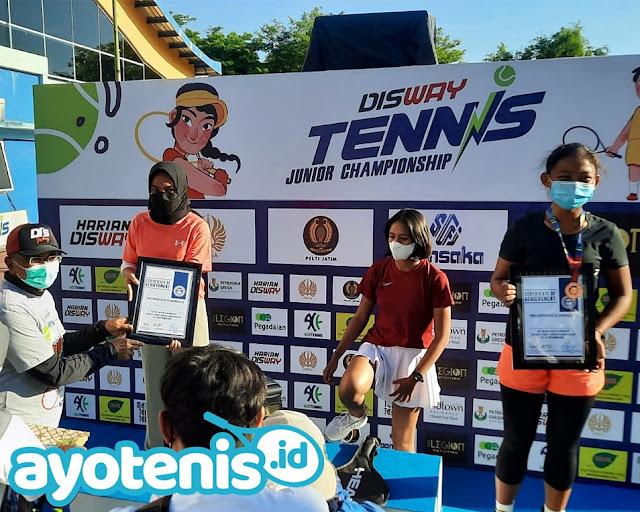 Atlet PELTI Jember Berprestasi di Kota Pahlawan