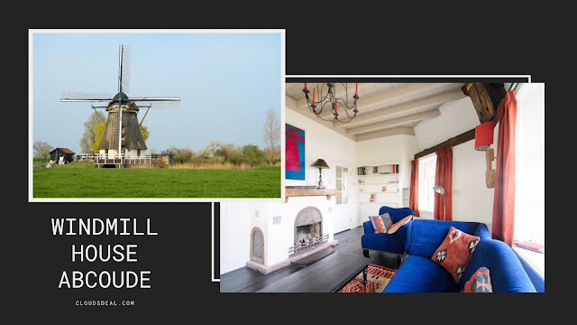 windmill house abcoude airbnb