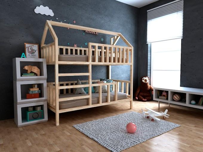 Кровать-домик Молли 70х140  ТМ MegaOpt