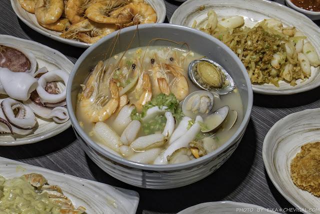 MG 1806 - 熱血採訪│拼鮮海產泡飯,來吃海鮮吃到怕!點一碗泡飯就能吃2餐,份量遠遠超過佛跳牆的等級啦!