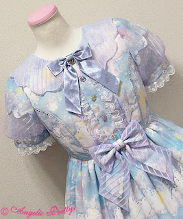 mintyfrills kawaii sweet lolita fashion cute pastel star