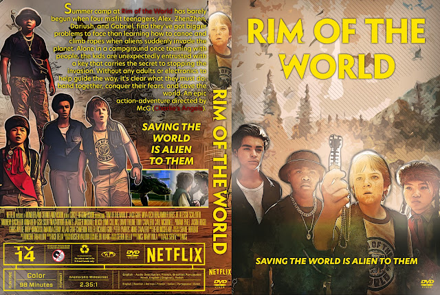 Rim of the World DVD Cover