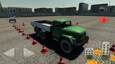 Truck Driver Crazy Road 2 APK
