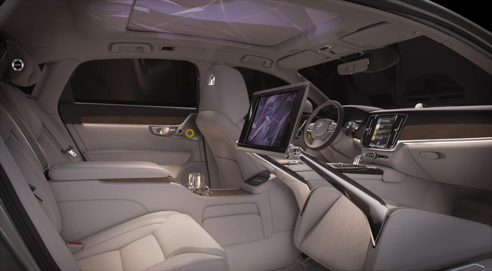 volvo s90 ambience conceito de alto luxo revelado china car blog br. Black Bedroom Furniture Sets. Home Design Ideas