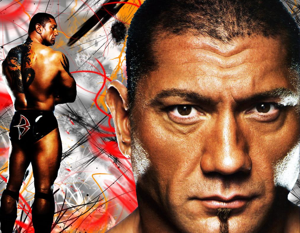 WWE Batista HD Wallpapers: WWE Superstar Batista Wallpapers
