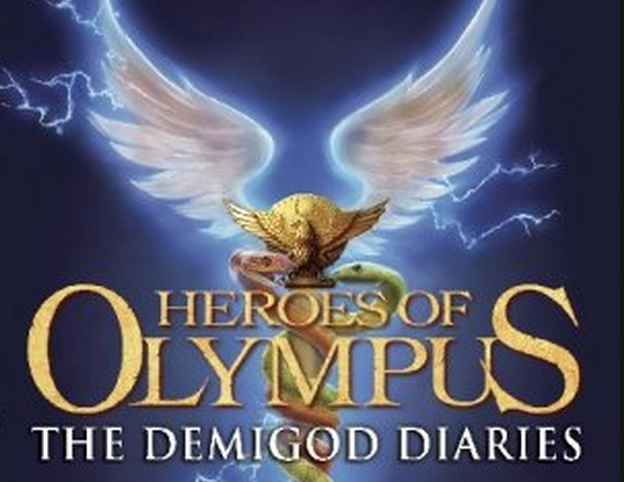 Book Review The Heroes of Olympus DemiGod Diaries by Rick Riordan