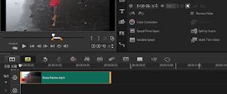 Cara Bikin Efek Reverse di Corel Video Studio