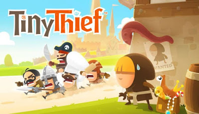 Tiny Thief Apk (Full MOD, unlimited money) Data for Android