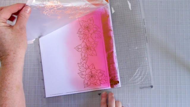 foil quill, paper crafts, cameo 4, Foil, heat reactive foil