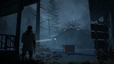 Alan Wake Remastered Game Screenshot 2