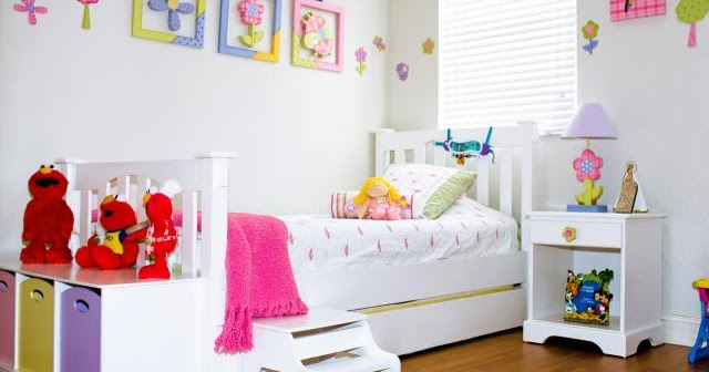 C mo decorar un dormitorio peque o para ni os ideas para for Como decorar un dormitorio de bebe