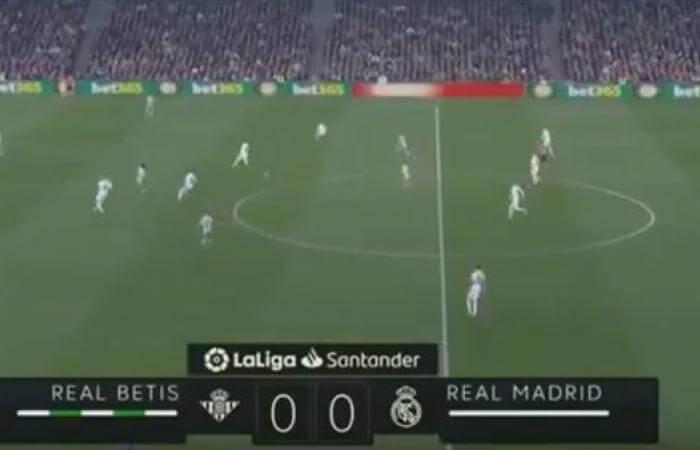 الان مشاهدة مباراة ريال مدريد وريال بيتيس الدوري الاسباني Real Bétis  vs Real Madrid