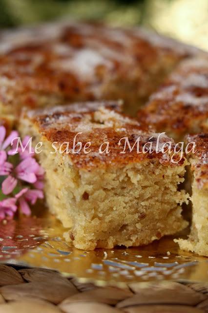 Torta de Torremolinos de Málaga