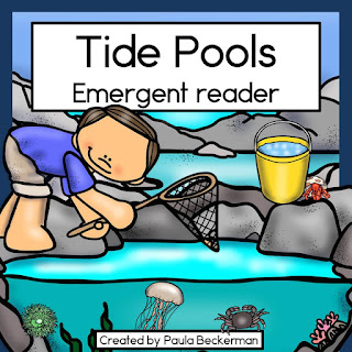 https://www.teacherspayteachers.com/Product/Tide-Pool-Emergent-Reader-3204776