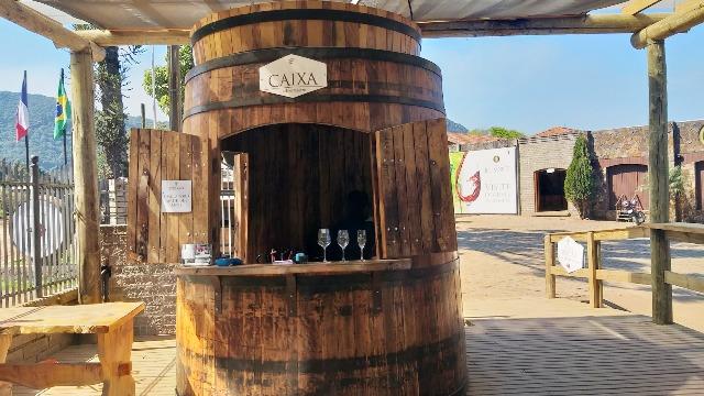 Tour da Vinícola Jolimont, em Canela, nas Serras Gaúchas