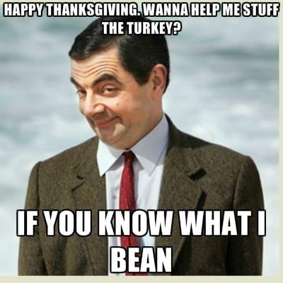 mr. bean funny meme